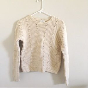 (NWOT) Madewell Knit Sweater